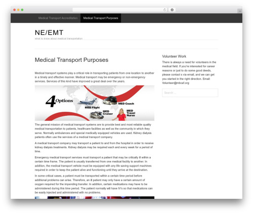 Magazine best WordPress magazine theme - mbcaf.org