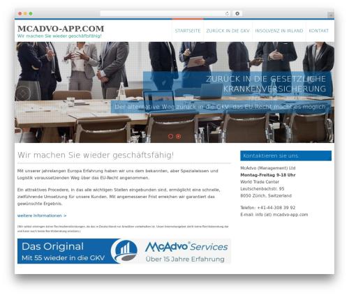 WordPress theme AccessPress Ray - mcadvo-app.com