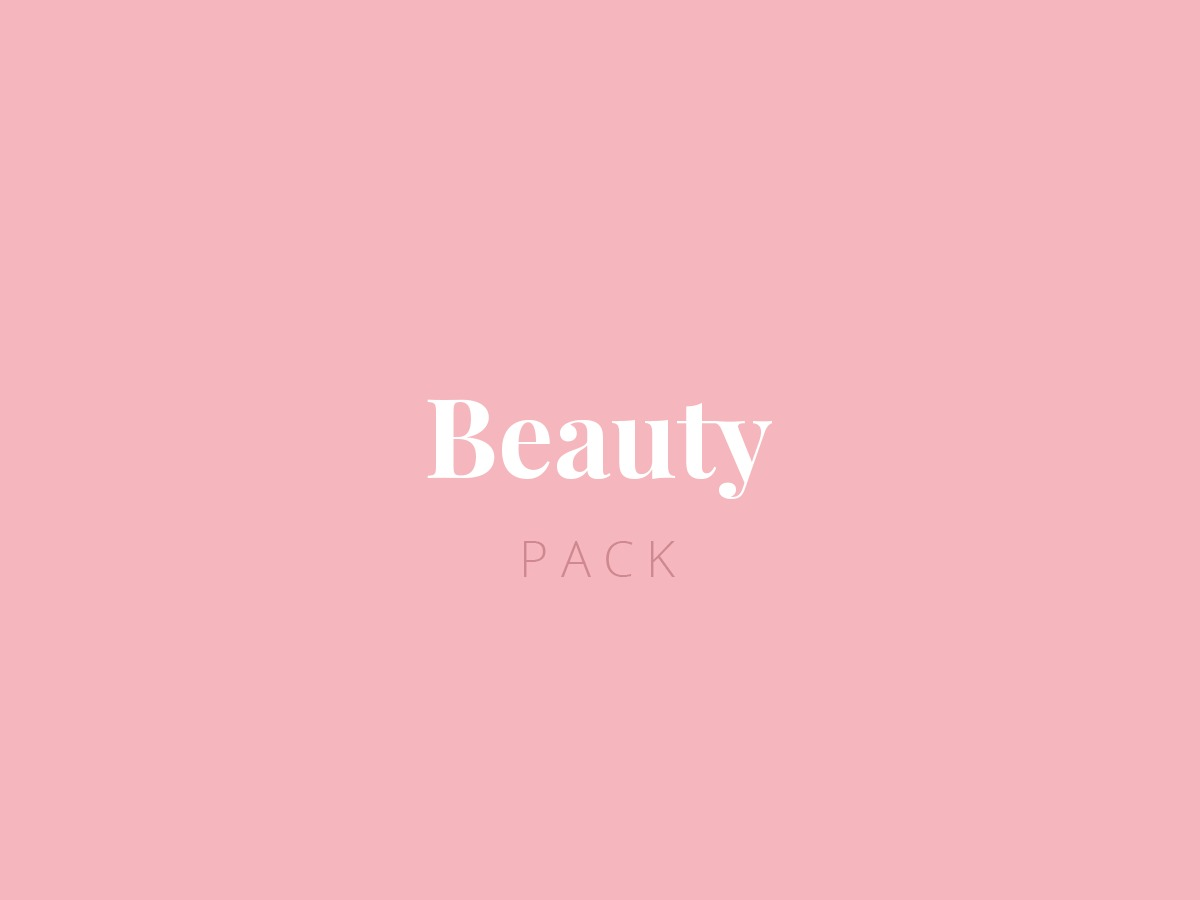 BeautyPack business WordPress theme