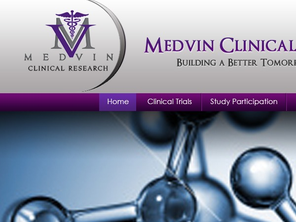 Medvin_Clinical_Research template WordPress