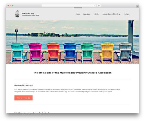Best WordPress theme JOYN. - mbpoa.ca