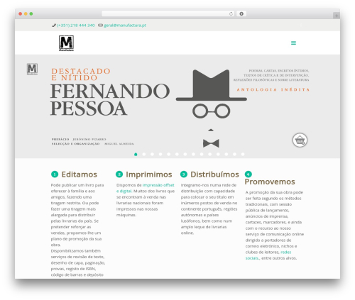 Free WordPress Tippy plugin - manufactura.pt