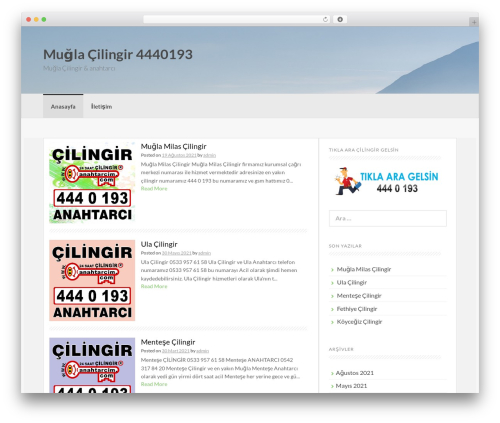 Coller WordPress theme download - muglacilingir.net