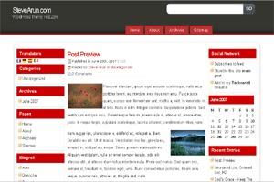 Redie 3.0 theme WordPress