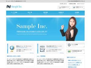 WordPress theme cloudtpl_001
