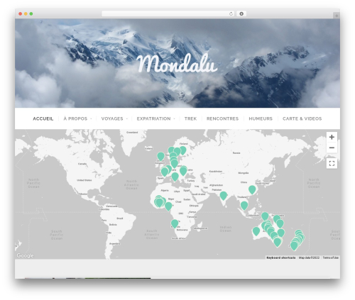 Free WordPress Image Watermark plugin - mondalu.com