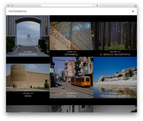 Boardwalk WordPress theme - marcopesavento.com