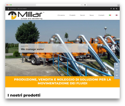 Free WordPress Bold Page Builder plugin - millarwellpoint.com