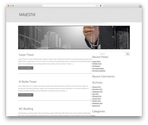 seoc-cleanonline best WordPress theme - majestix.com