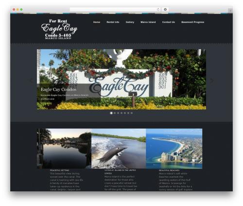 Swatch top WordPress theme - marcoislandestate.com