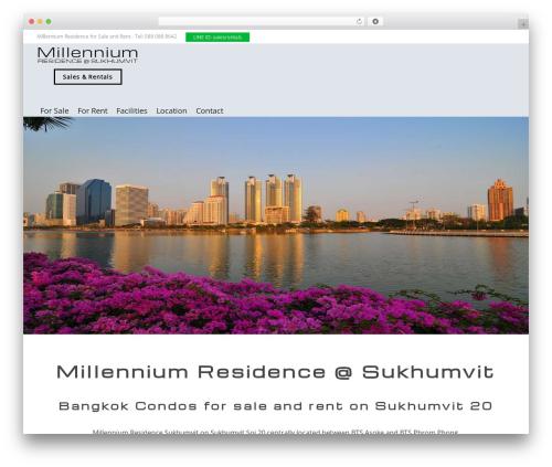 WordPress livicons-shortcodes plugin - millenniumresidencesukhumvit.com