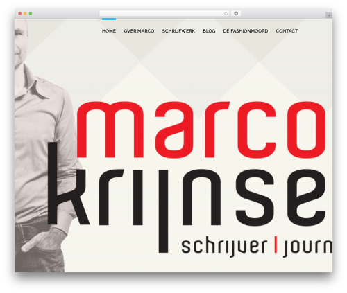 Free WordPress RR Slick Carousel plugin - marcokrijnsen.nl