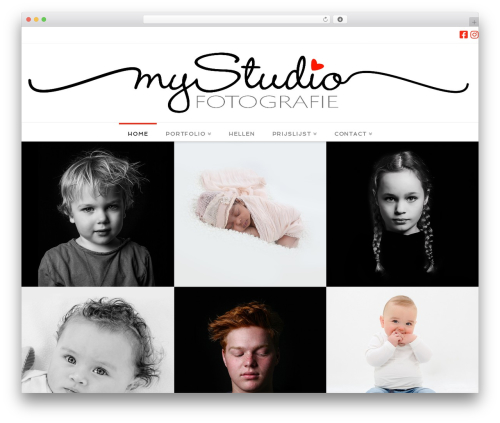 Free WordPress Cornerstone plugin - mystudio.nl