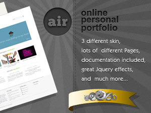 AIR WordPress Theme WordPress theme