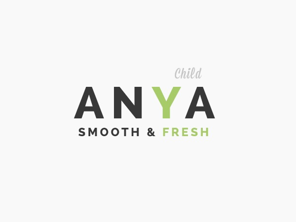 Anya Child top WordPress theme