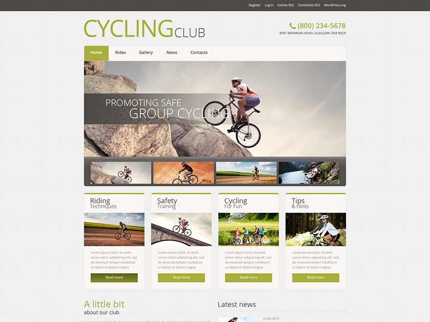 Best WordPress theme theme51043