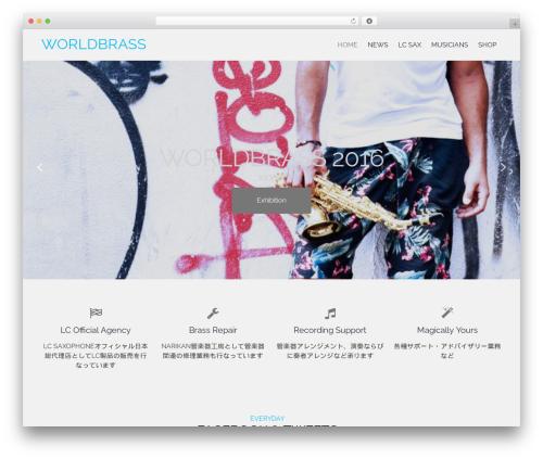 WordPress mt_details plugin - worldbrass.tokyo