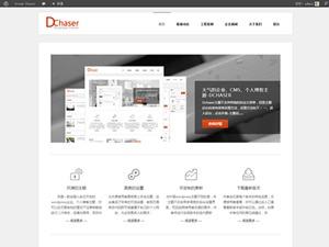 DChaser WordPress theme