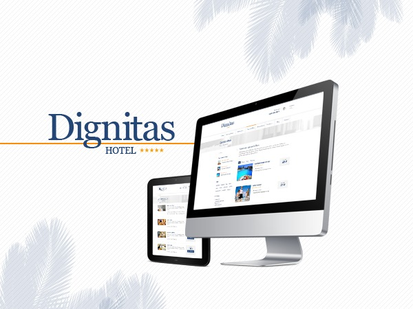 Dignitas Premium Theme WordPress theme