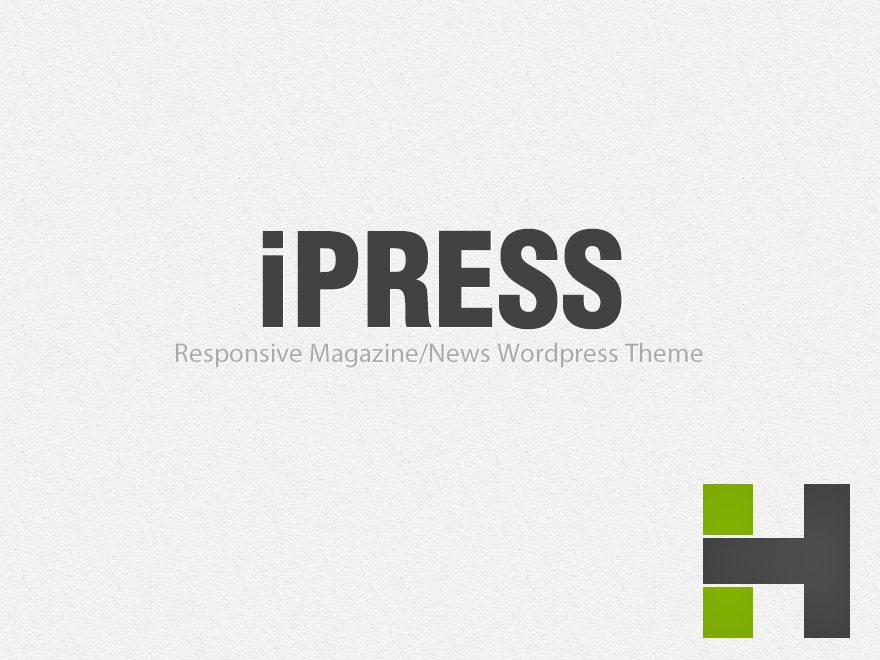 iPress best WordPress magazine theme