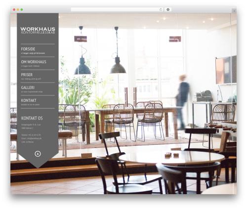 KingSize WordPress template - workhaus.dk