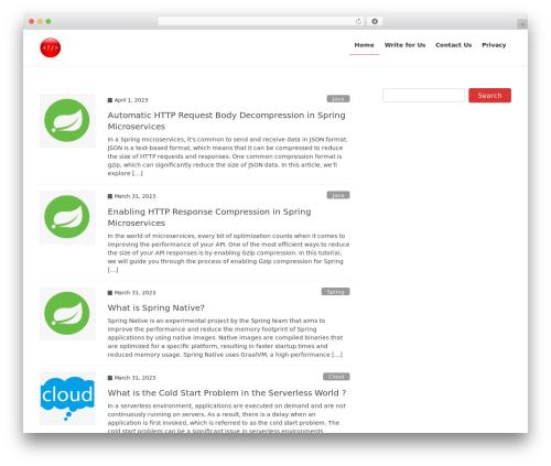 Free WordPress Frontend Post WordPress Plugin – AccessPress Anonymous Post plugin - wilddiary.com
