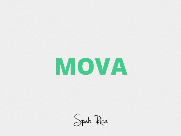 Mova theme WordPress