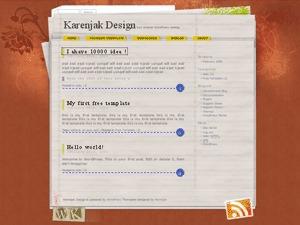 MyPapers WordPress blog theme