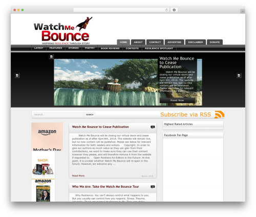 On Demand theme WordPress - watchmebounce.com
