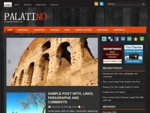 Palatino premium WordPress theme