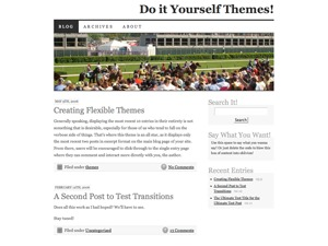 PressRow WordPress theme