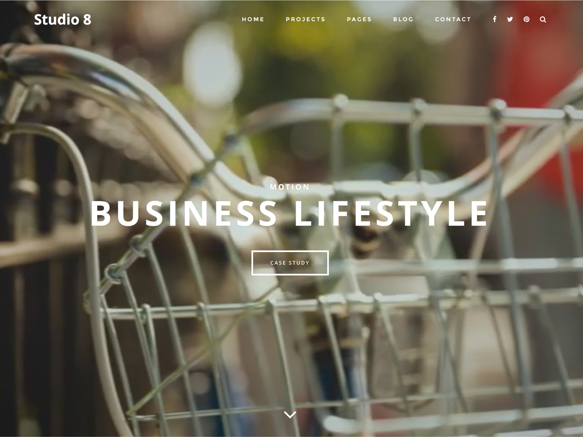 Studio8 WPL business WordPress theme