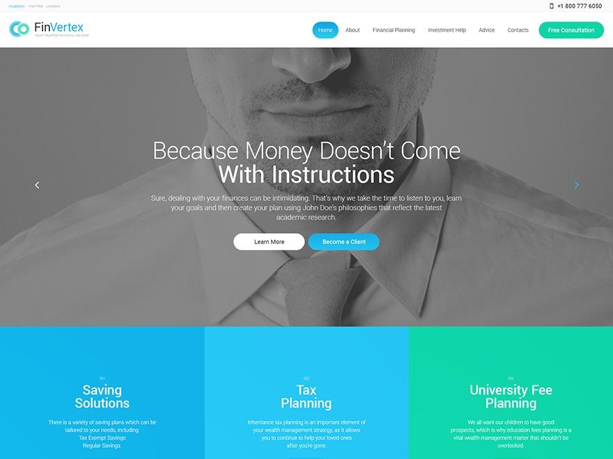 Theme WordPress theme57758
