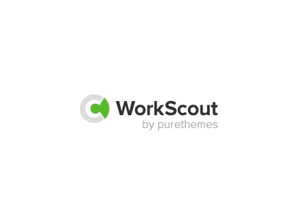 WordPress theme WorkScout