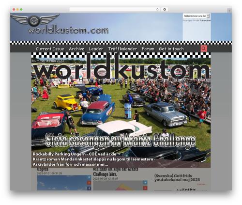 Free WordPress Avatar Manager plugin - worldkustom.com