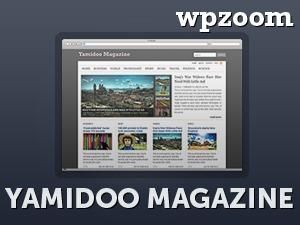 Yamidoo Magazine WordPress news theme