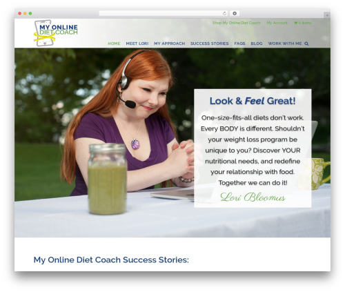 Free WordPress WP Video Lightbox plugin - myonlinedietcoach.com