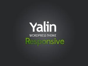 Best WordPress theme Yalin WP