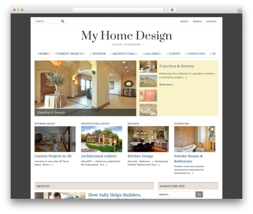 Yamidoo Magazine best WordPress magazine theme - myhomedesign.solutions