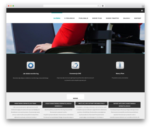 Formation WordPress theme - monitoringobywatelski.firr.org.pl