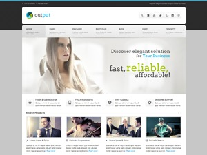Output | Responsive Multi-Purpose WP Theme WordPress store theme