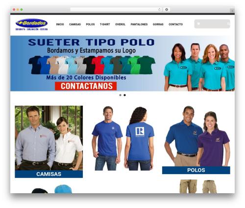 WordPress megamenu-pro plugin - masbordadospanama.com