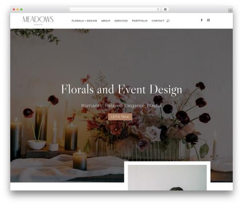 WordPress monarch plugin - meadowsevents.net