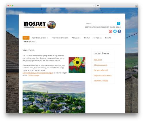 ColorWay WordPress free download - mossleycommunitycentre.org.uk