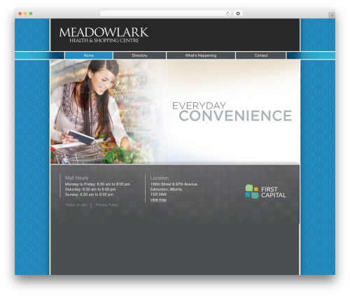 Gantry Theme for WordPress WordPress shopping theme - meadowlarkcentre.ca