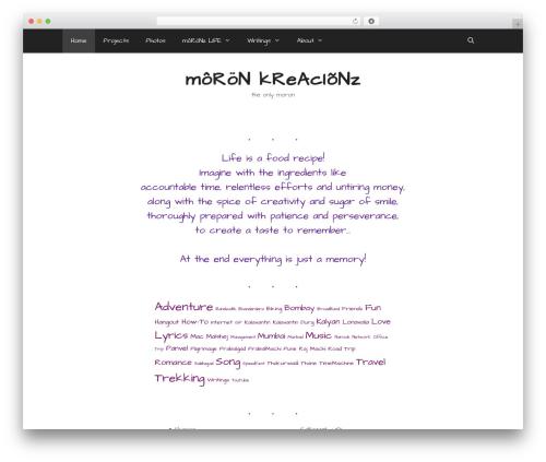 Free WordPress googleCards plugin - moronkreacionz.com