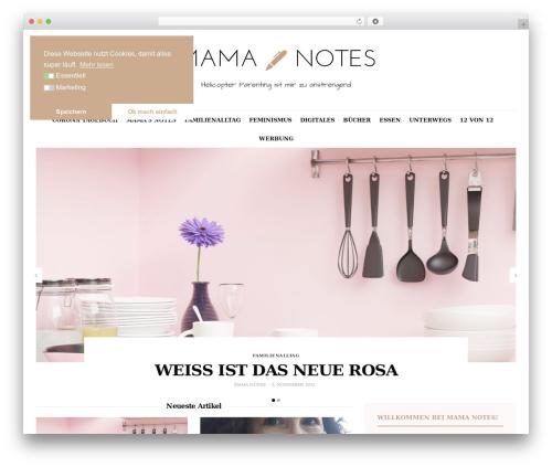 Free WordPress Pinterest by BestWebSoft plugin - mama-notes.de