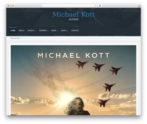 Lana Site WordPress theme free download - michaelkott.com