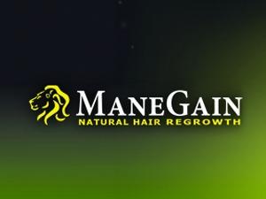 ManeGain WordPress template