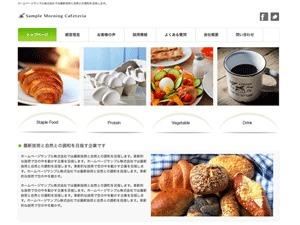 WordPress website template cloudtpl_1191